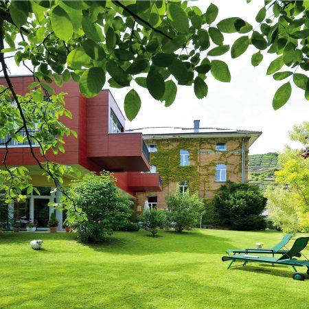 Garten Romantik Hotel Sanct Peter