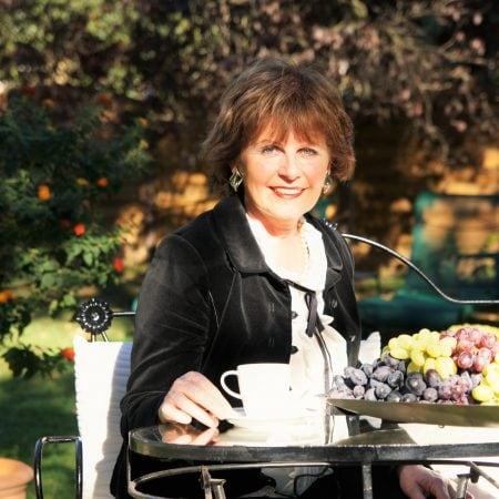 Gastgeberin Dagmar Lorenz